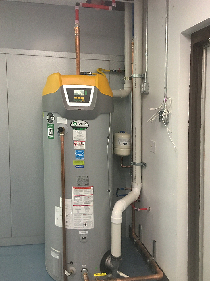 Commercial Waterheater