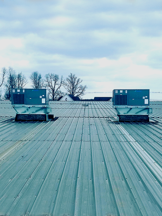 Daikin Commercial Rooftops